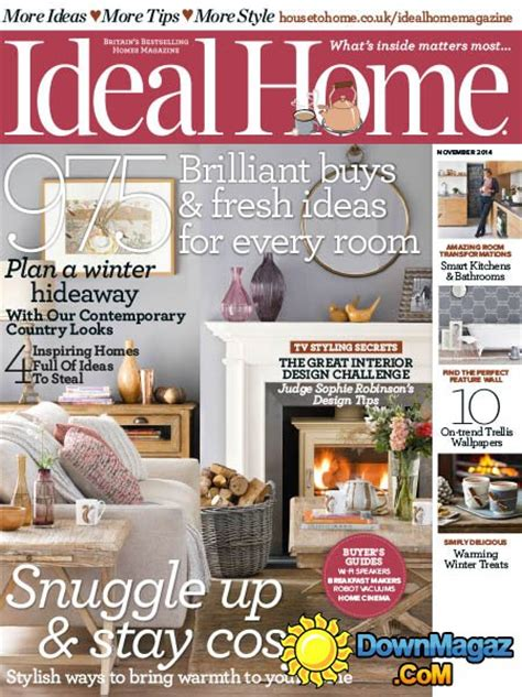ideal home magazine dreamwall wallcoverings with a ideal home magazine november 2014 187 download pdf magazines