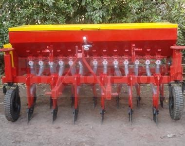 zero tillage planter 13 rows farm tractor implements in