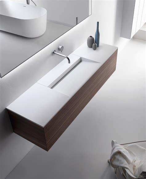 handwaschbecken corian arc wash basins vanity units from falper architonic