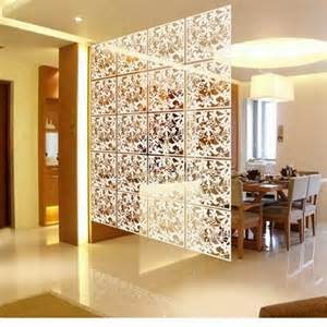 Hanging Curtain Room Divider 1pc Plastic Hanging Screen Partition Room Divider Wall Sticker Home Decor Sa