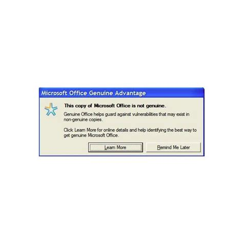 Software Microsoft Office Original how to remove the genuine microsoft software office countdown message