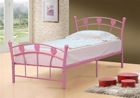 Princess Metal Bed Frame Single Bed Metal Frame 3ft Single Jemima Free Delivery Ebay