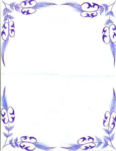 design art border border design by darkslywolf on deviantart