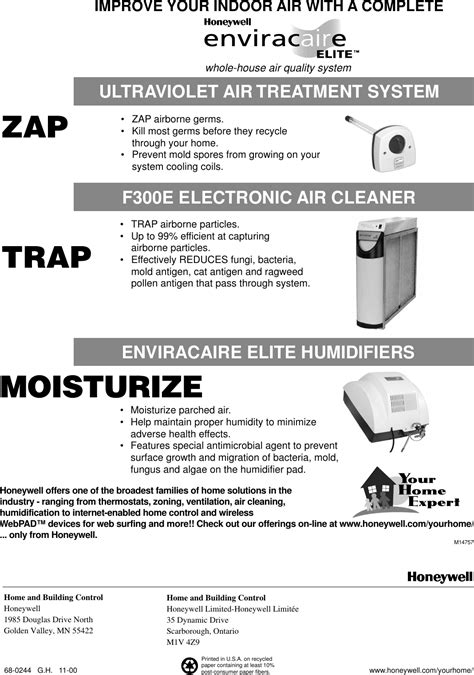 elite vessel installation instructions honeywell enviracaire elite humidifier installation manual