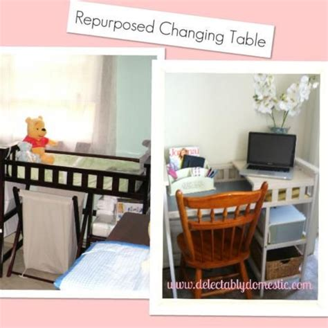 Repurpose Changing Table How To Repurpose A Changing Table Like It Pinterest