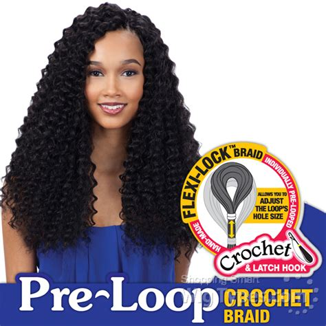 videos of how to do crochet with pre braided hair freetress synthetic braid 3x pre loop crochet water wave