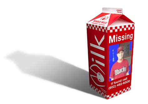 missing person milk template milk missing person template www imgkid the