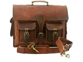 Handmade World - handmade world leather messenger bags for 16 quot