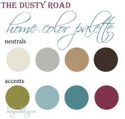 color palettes for home home color palette home sweet home pinterest