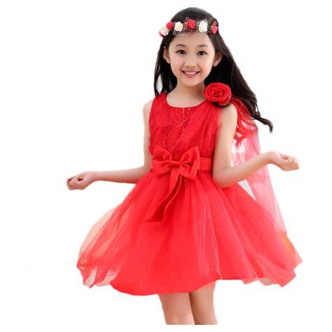 girls party dresses for 2015 summer dress girls 2015 rose princess sequined dress girl