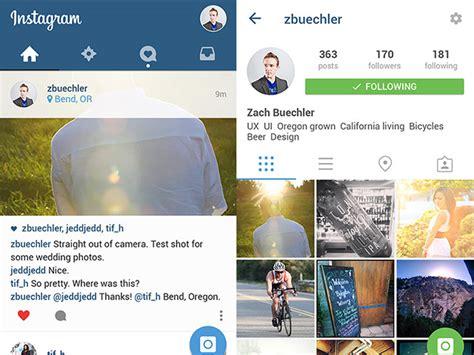 Free Instagram Ui Mockup Psd Creative Beacon Instagram Mockup Template