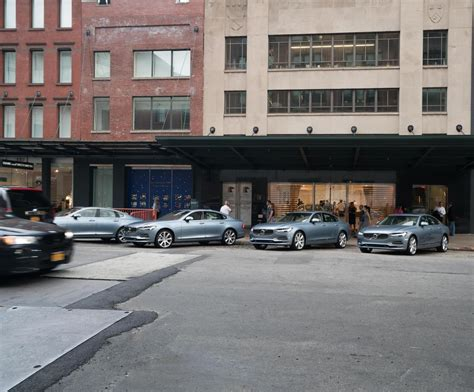 volvo opens  york city pop  store meatpacking district official website