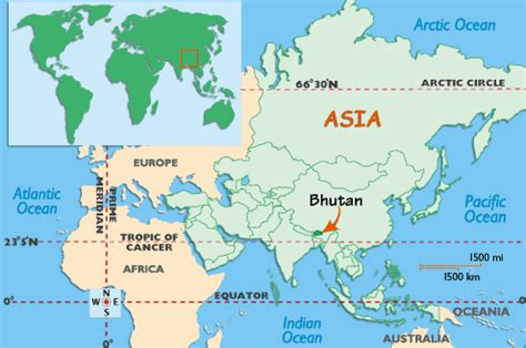 location of asia in world map my my