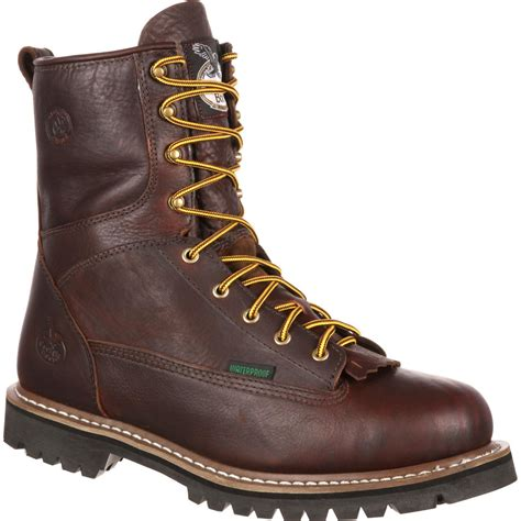 lace to toe boots waterproof lace to toe work boot by boot g101