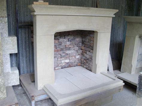 Sandstone Fireplace Surrounds by Fireplace Surround Cast Fireplace Mantel In