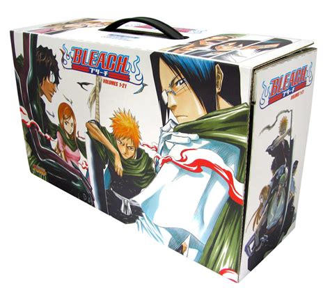 best box bleach bleach box set 1 book by tite kubo official publisher