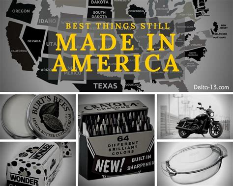 prices of things made in america best things still made in america delta 13