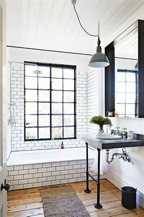 15 industrial vintage bathroom ideas noted list