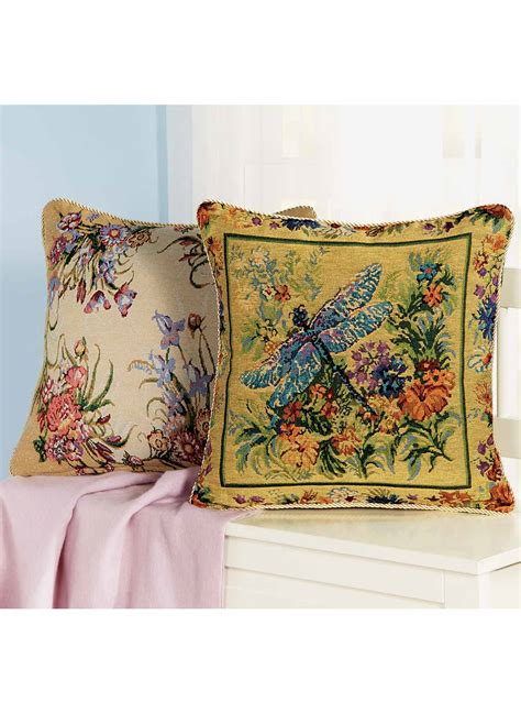 tapestry pillow covers carolwrightgifts