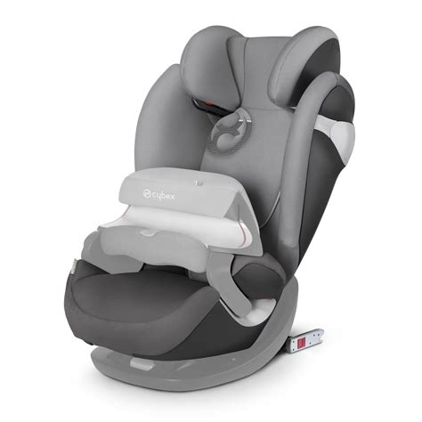 cybex child car seat pallas  fix  infra red red