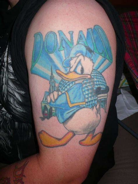 donald duck tattoo duck images designs