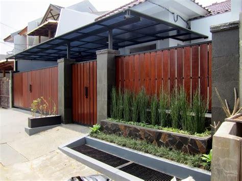 Pagar Rumah Minimalis 3 10 gambar desain pagar rumah minimalis terbaru 2018 1001 desain rumah minimalis terbaru 2018