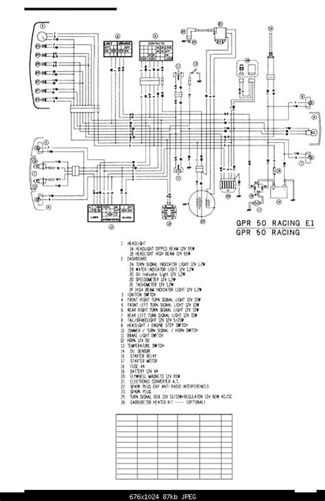 derbi senda wiring diagram wiring diagram and schematic