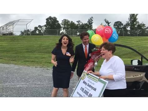Taxes On Publishers Clearing House Winners - bel air woman takes publishers clearing house where it has never gone before