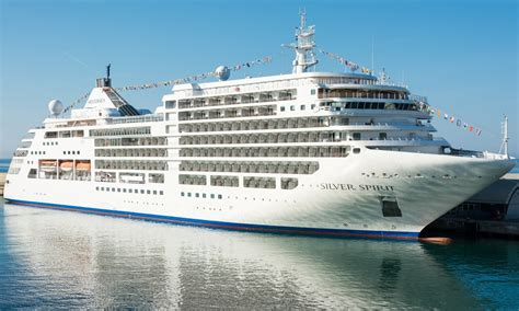 silversea cruises travel insurance silver spirit itinerary schedule current position