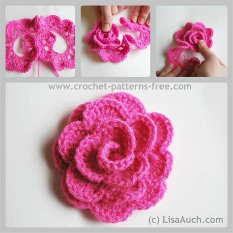 25 best ideas about crochet flower patterns on pinterest free crochet flower patterns easy