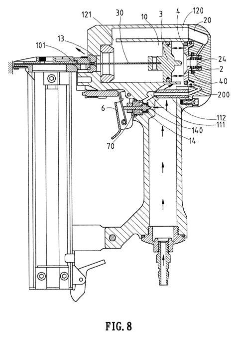 Nail Gun Drawing