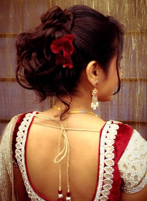 hairstyles for south indian reception traditional south indian bride s bridal reception