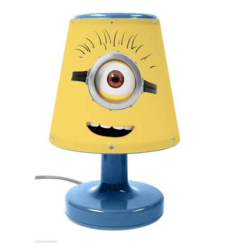 Minion Light by Minions Bedside Light Minion Shop