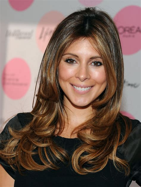 indian hairstyles to look younger jamie lynn sigler layered cut jamie lynn sigler hair