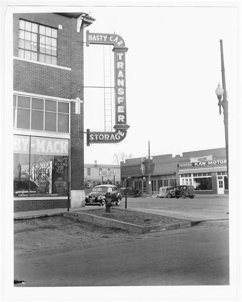 Mosby-Mack Motors, Topeka, Kansas - Kansas Memory - Kansas
