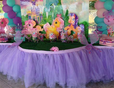 custom tutu table skirt candy buffet centerpiece dessert