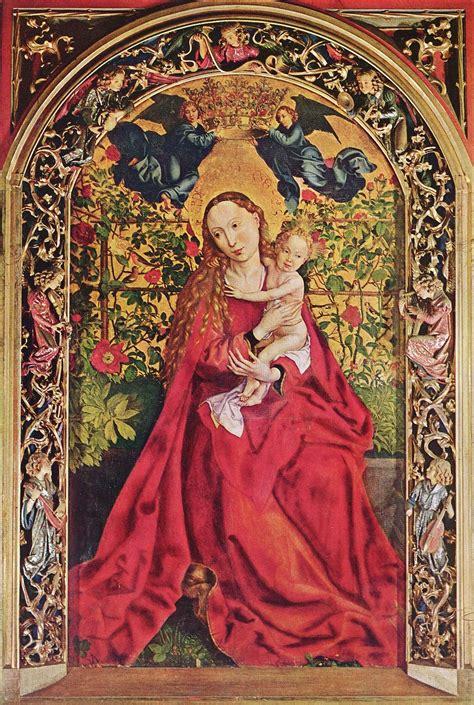 the red virgin and marienbildnis wikipedia
