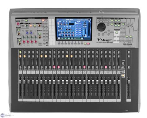 Mixer Audio Roland rss by roland m 400 v mixer image 902712 audiofanzine