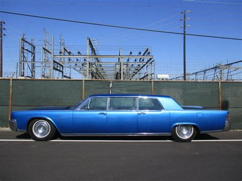 small limousine small chips 1964 lincoln town car limousine for sale