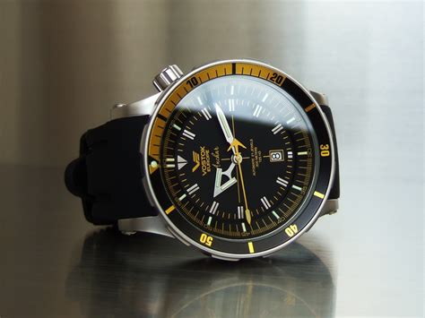 oceanictime vostok europe anchar review