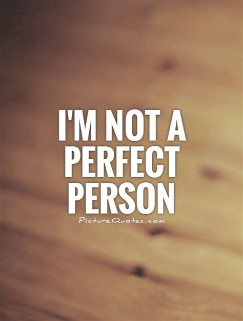 Allen Im Not A by I M Not A Person Picture Quotes