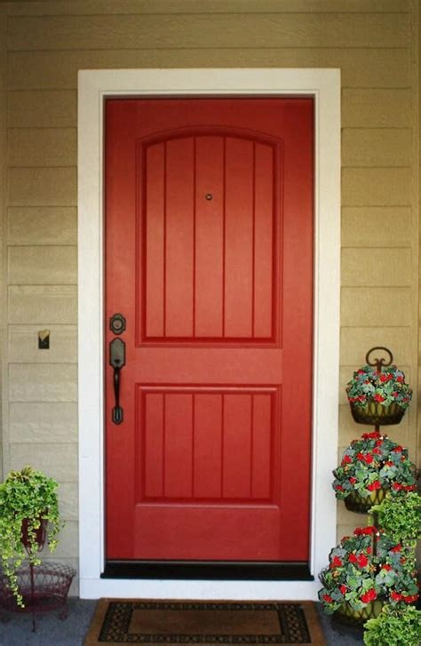 red front doors red front door myideasbedroom com