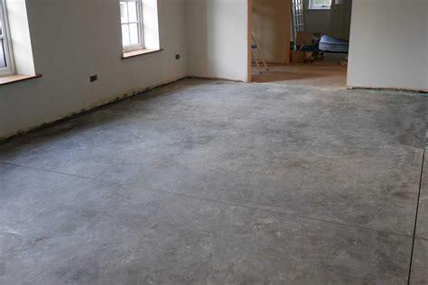 concrete floors polished concrete floors