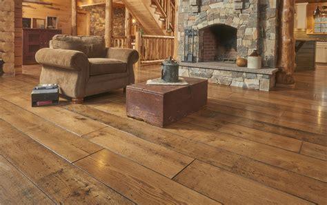 Hand Distressed   Peachey Hardwood Flooring