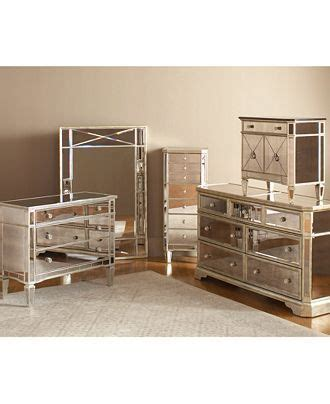 marais mirrored furniture sets pieces bedroom