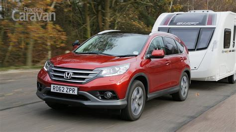 honda crv towing review practical caravan honda cr v diesel tow car review