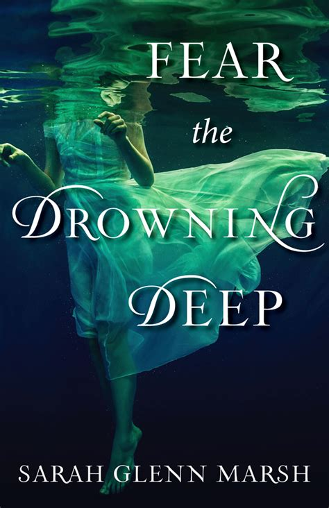 into the drowning books cover reveal fear the drowning by glenn marsh