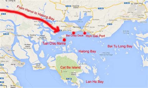 Outdoor Area by How To Choose The Best Halong Bay Cruise In 6 Easy Steps