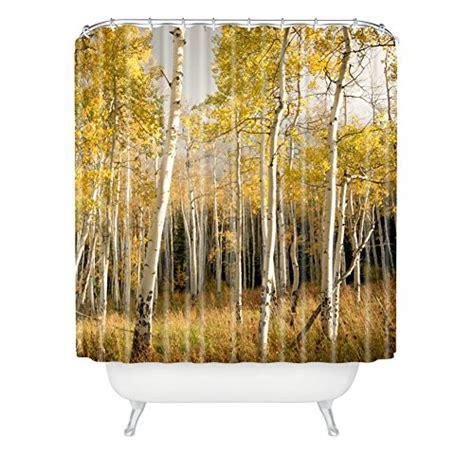 94 inch shower curtain deny designs bird wanna whistle golden aspen extra long