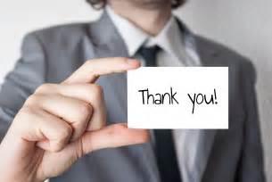 gratitude is just smart business practice insurance